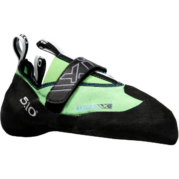 (取寄)ファイブテン チーム VXIクライミング シューズ Five Ten Men's Team VXI Climbing Shoe Neon/Charcoal
