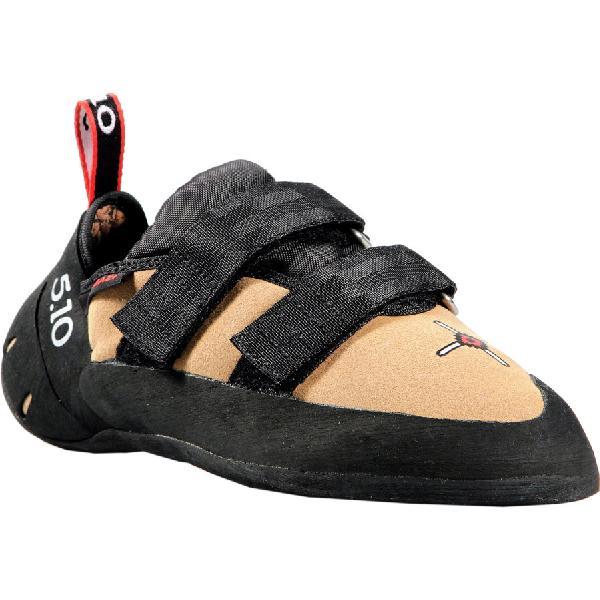 (取寄)ファイブテン アナサジ VCS クライミング シューズ Five Ten Men's Anasazi VCS Climbing Shoe Golden Tan