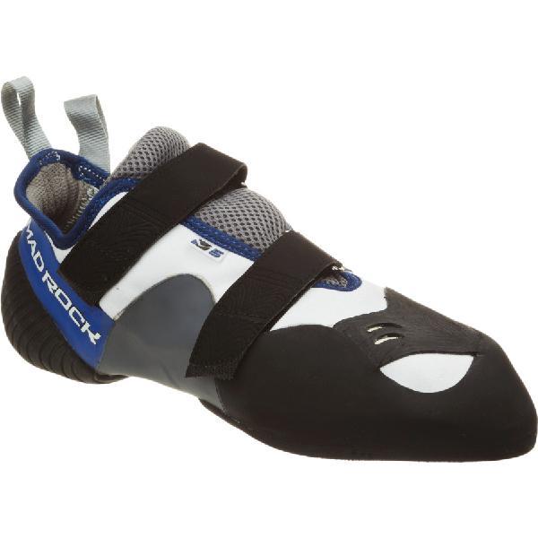 (取寄)マッドロック M5クライミング シューズ Mad Rock Men's M5 Climbing Shoe Blue/White/Black/Grey