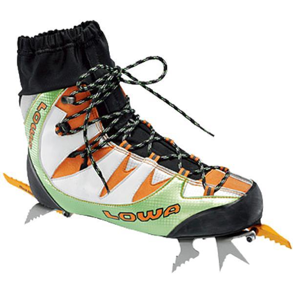 (取寄)ローバー メンズ アイス コムプ IPGTX ブーツ Lowa Men's Ice Comp IP GTX Boot Lime/Orange