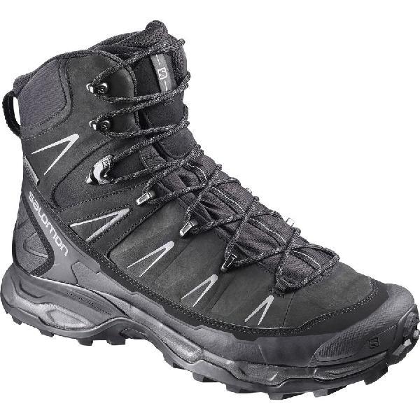 (取寄)サロモン メンズ X ウルトラ トレック GTX ハイキング ブーツ Salomon Men's X Ultra Trek GTX Hiking Boot Black/Black/Autobahn