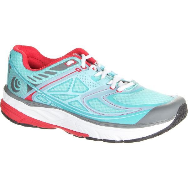 (取寄)トポアスレチック レディース ウルトラフライ ランニングシューズ Topo Athletic Women Ultrafly Running Shoe Ice/Red