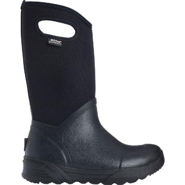 トレッキング クライミング アウトドア 登山靴 メンズ シューズ ブーツ 大きいサイズ チープ 取寄 ボグス Black Tall Men's Bogs ボーズマン ☆国内最安値に挑戦☆ Bozeman トール Boot