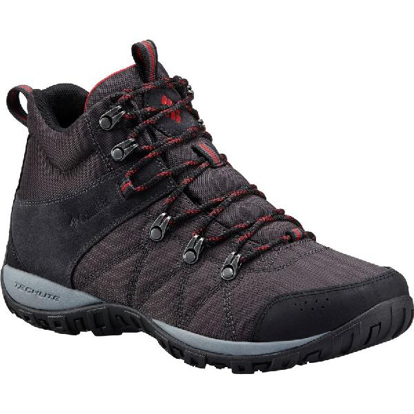 (取寄)コロンビア メンズ ピークフリーク ベンチャー ミッド LT ハイキング ブーツ Columbia Men's Peakfreak Venture Mid LT Hiking Boot Shark/Mountain Red