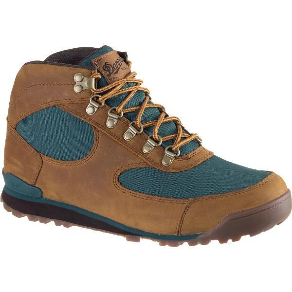 (取寄)ダナー レディース ジャグ ハイキング ブーツ Danner Women Jag Hiking Boot Distressed Brown/Deep Teal Full Grain