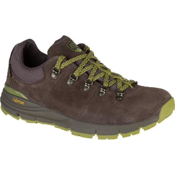 (取寄)ダナー メンズ マウンテン 600ロウ ドライ ハイキング シューズ ハイキングシューズ Danner Men's Mountain 600 Low Dry Hiking Shoe Dark Brown/Lichen