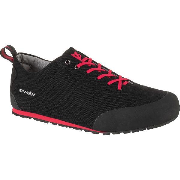 大人女性の (取寄)イボルブ メンズ クルーザー サイケ アプローチ Black シューズ アプローチ Evolv サイケ Men's Cruzer Psyche Approach Shoe Black, citron:cc738a14 --- hortafacil.dominiotemporario.com