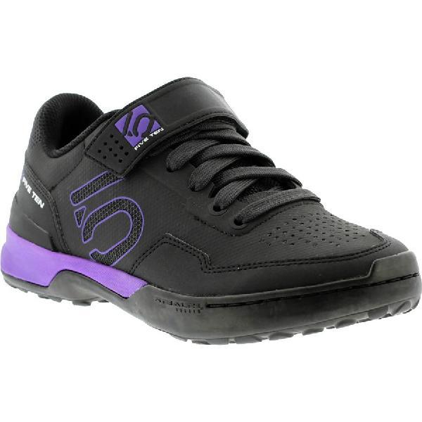 (取寄)ファイブテン レディース ケストレル Lace-Up シューズ Five Ten Women Kestrel Lace-Up Shoe Black Purple