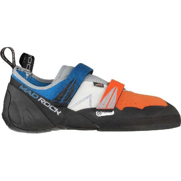 (取寄)マッドロック アガマ クライミング シューズ Mad Rock Men's Agama Climbing Shoe Blue/White/Orange