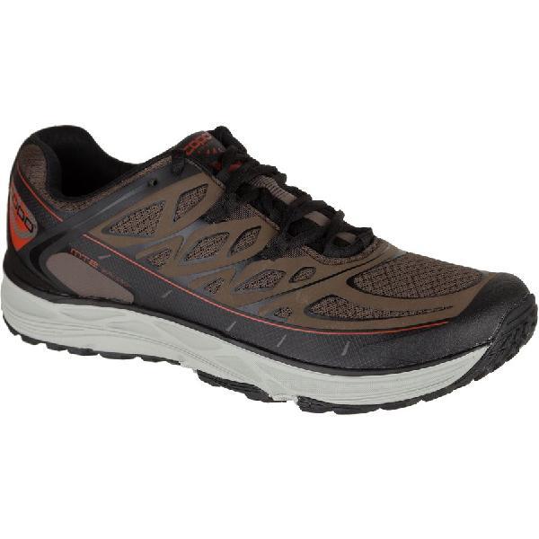 (取寄)トポアスレチック メンズ MT-2トレイル ランニングシューズ Topo Athletic Men's MT-2 Trail Running Shoe Brown/Black