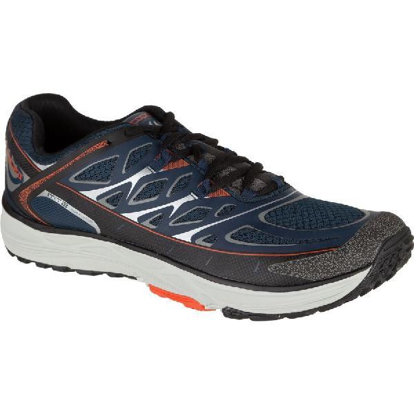 (取寄)トポアスレチック メンズ MT-2トレイル ランニングシューズ Topo Athletic Men's MT-2 Trail Running Shoe Navy/Grey