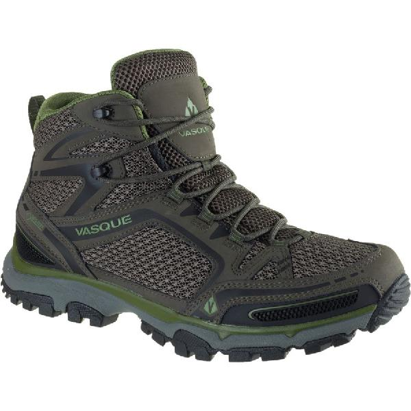 (取寄)バスク メンズ インヘイラー 2 GTX ハイキング ブーツ Vasque Men's Inhaler II GTX Hiking Boot Brown Olive/Pesto