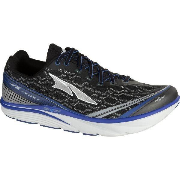 (取寄)アルトラ メンズ トーリン IQスマート ランニングシューズ Altra Men's Torin IQ Smart Running Shoe Black/Blue