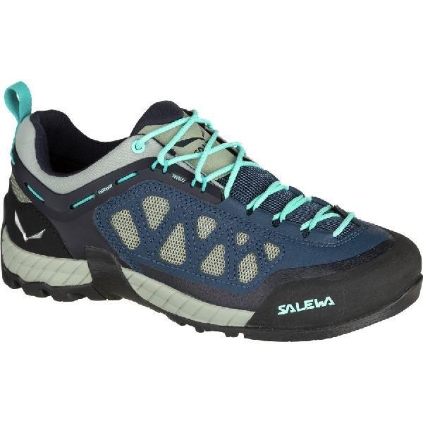 (取寄)サレワ レディース ファイアテイル 3アプローチ シューズ Salewa Women Firetail 3 Approach Shoe Dark Denim/Aruba Blue
