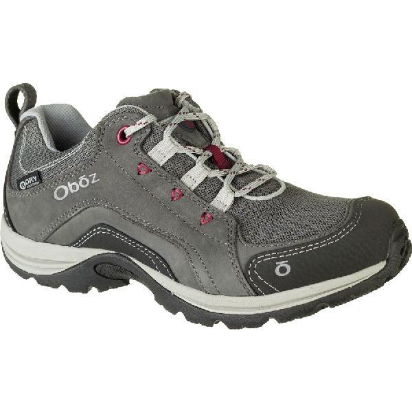 (取寄)オボズ レディース メサ ロウ ハイキングシューズ Oboz Women Mesa Low Hiking Shoe Slate