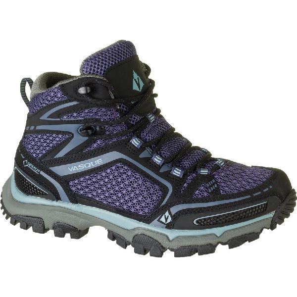 (取寄)バスク レディース インヘイラー 2 GTX ハイキング ブーツ Vasque Women Inhaler II GTX Hiking Boot Crown Blue/Blue