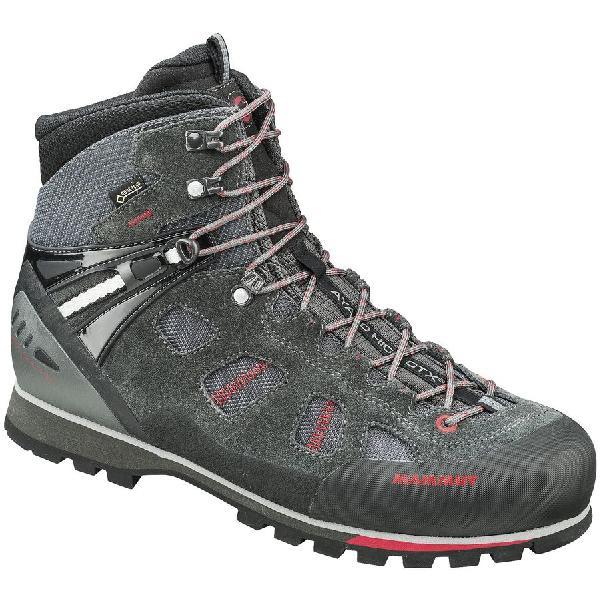 (取寄)マムート メンズ アヤコ ハイ GTX バックパッキング ブーツ Mammut Men's Ayako High GTX Backpacking Boot Graphite/Inferno