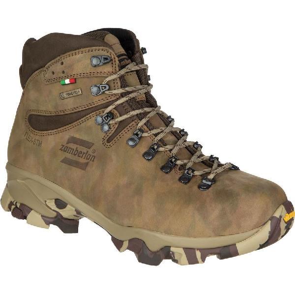(取寄)ザンバラン メンズ レパード GTX ハイキング ブーツ Zamberlan Men's Leopard GTX Hiking Boot Camouflage