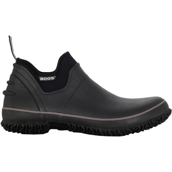 (取寄)ボグス メンズ アーバン ファーマー シューズ Bogs Men's Urban Farmer Shoe Black