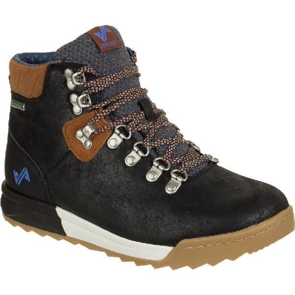 (取寄)フォーセイク レディース パッチ ハイキング ブーツ Forsake Women Patch Hiking Boot Black/Tan