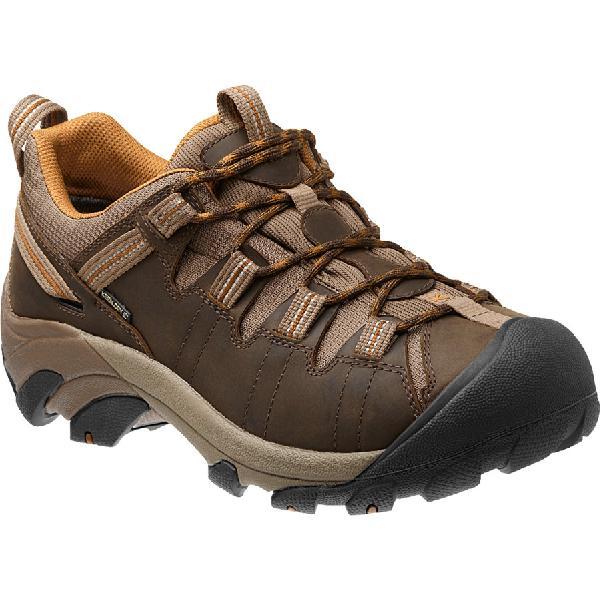 (取寄)キーン メンズ ターギー 2 ハイキングシューズ KEEN Men's Targhee II Hiking Shoe Cascade Brown/Brown Sugar