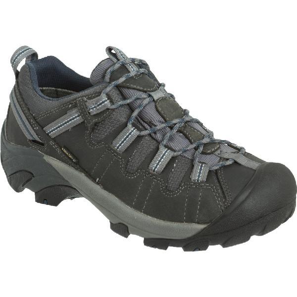 (取寄)キーン メンズ ターギー 2 ハイキングシューズ KEEN Men's Targhee II Hiking Shoe Gargoyle/Midnight Navy
