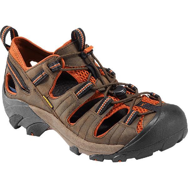 (取寄)キーン メンズ アロヨ 2 ハイキングシューズ KEEN Men's Arroyo II Hiking Shoe Black Olive/Bombay Brown
