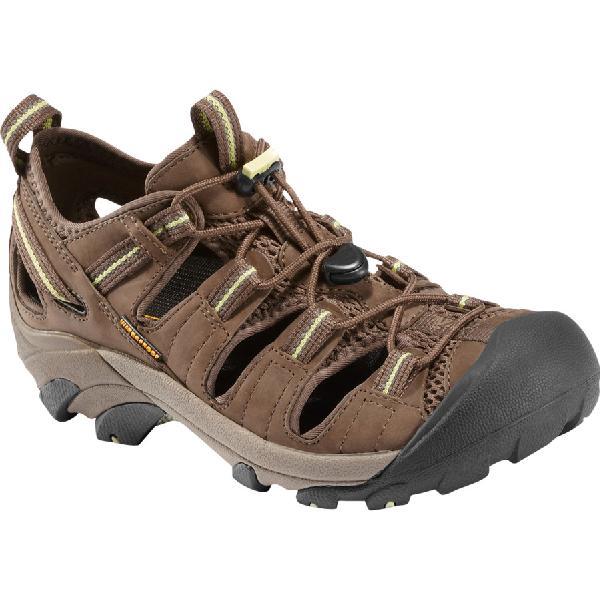 (取寄)キーン レディース アロヨ 2 ハイキングシューズ KEEN Women Arroyo II Hiking Shoe Chocolate Chip/Sap Green