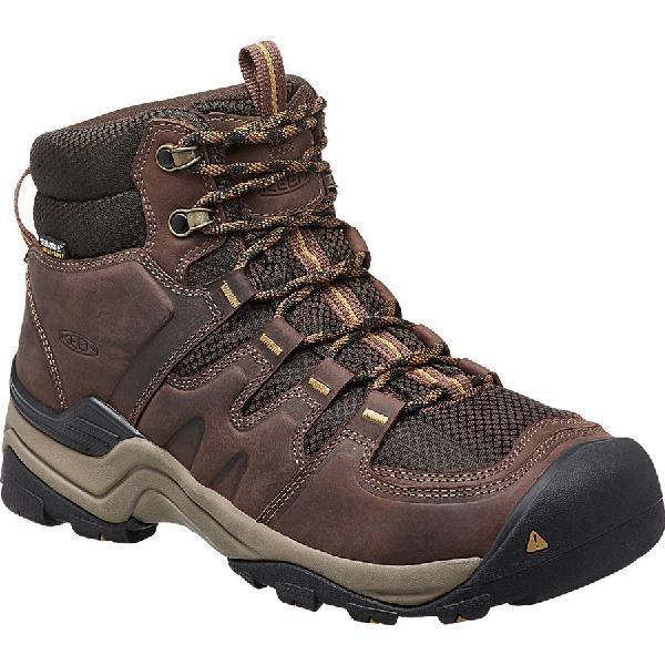 (取寄)キーン メンズ ギプス 2 ミッド ハイキング ブーツ KEEN Men's Gypsum II Mid Hiking Boot Coffee Bean/Bronze Mist