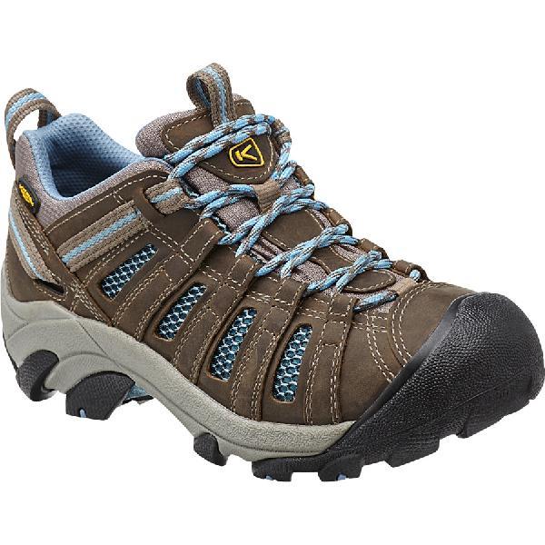 (取寄)キーン レディース ボイジャー ハイキングシューズ KEEN Women Voyageur Hiking Shoe Brindle/Alaskan Blue