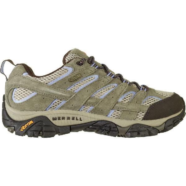 (取寄)メレル レディース モアブ 2 ハイキングシューズ Merrell Women Moab 2 Hiking Shoe Dusty Olive