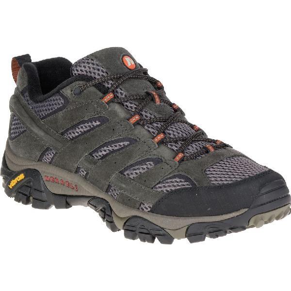 (取寄)メレル メンズ モアブ 2 ベント ハイキングシューズ Merrell Men's Moab 2 Vent Hiking Shoe Beluga