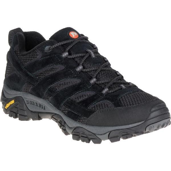 (取寄)メレル メンズ モアブ 2 ベント ハイキングシューズ Merrell Men's Moab 2 Vent Hiking Shoe Black Night