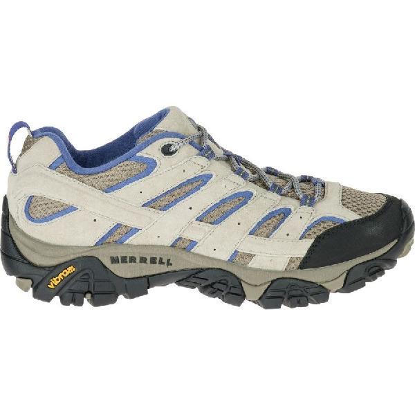 (取寄)メレル レディース モアブ 2 ベント ハイキングシューズ Merrell Women Moab 2 Vent Hiking Shoe Aluminum/Marlin