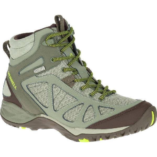 (取寄)メレル レディース サイレン スポーツ Q2ミッド ハイキング ブーツ Merrell Women Siren Sport Q2 Mid Hiking Boot Dusty Olive