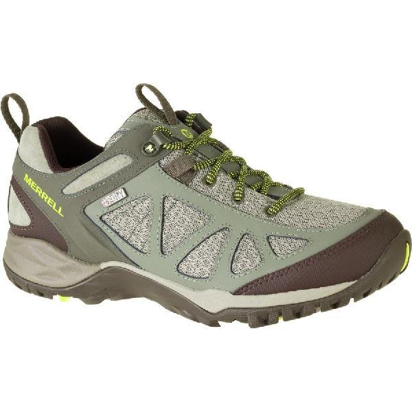 (取寄)メレル レディース サイレン スポーツ Q2 ハイキングシューズ Merrell Women Siren Sport Q2 Hiking Shoe Dusty Olive