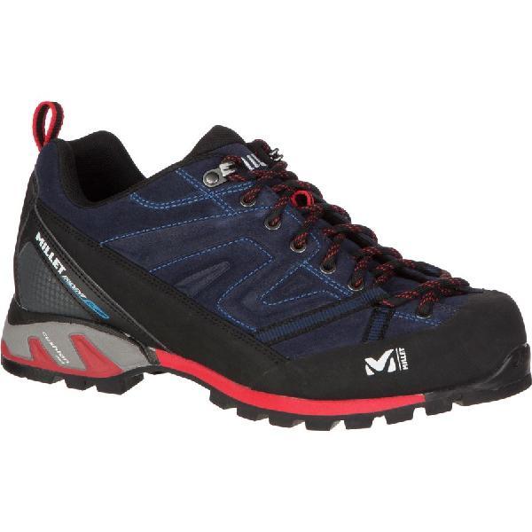 大きな割引 (取寄)ミレー メンズ トライデント トライデント Shoe ガイド アプローチ シューズ Men's Millet Men's Trident Guide Approach Shoe Saphir/Rouge, ウシブカシ:63e4d80d --- business.personalco5.dominiotemporario.com