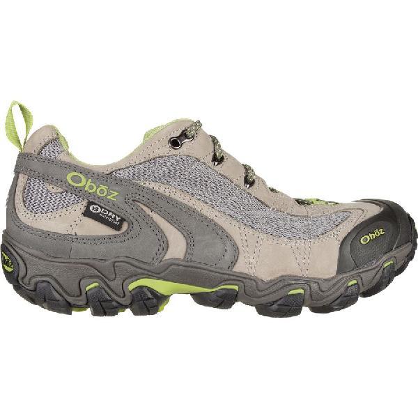 (取寄)オボズ レディース フェニックス ロウ ハイキングシューズ Oboz Women Phoenix Low Hiking Shoe Driftwood