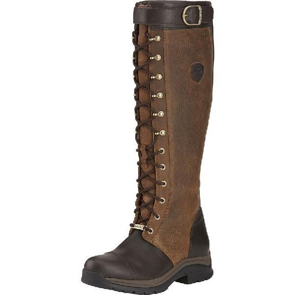 (取寄)アリアト レディース バーウィック GTX インサレーテッド ブーツ Ariat Women Berwick GTX Insulated Boot Ebony
