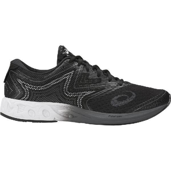 (取寄)アシックス メンズ ヌーサ FF ランニングシューズ Asics Men's Noosa FF Running Shoe Black/White/Carbon