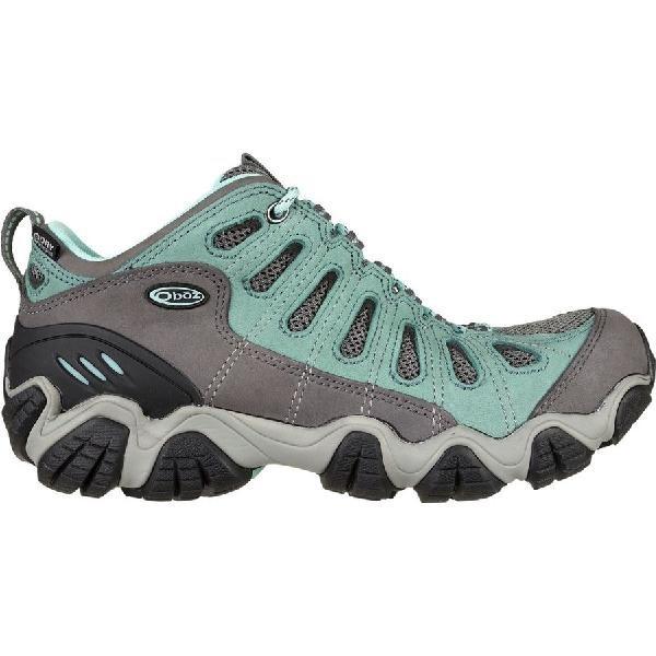 (取寄)オボズ レディース ソートゥース ロウ ビ-ドライ ハイキングシューズ Oboz Women Sawtooth Low BDry Hiking Shoe Mineral Blue