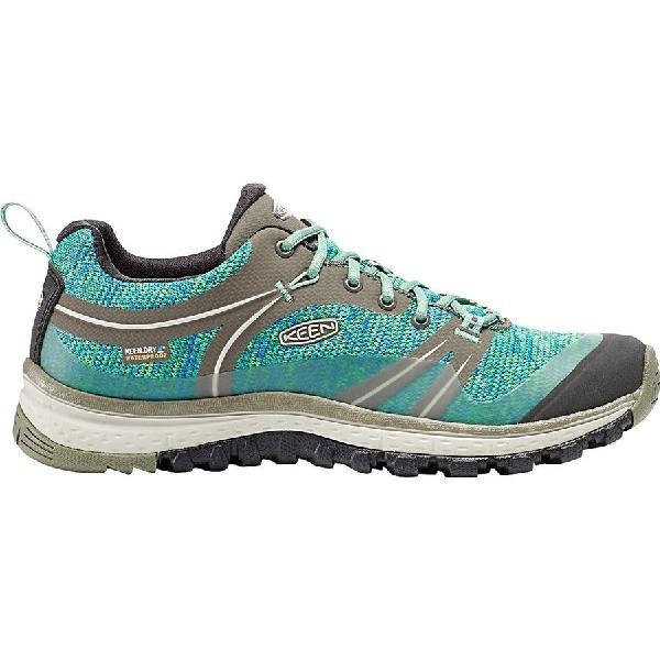 (取寄)キーン レディース テラドーラ ハイキング シューズ ハイキングシューズ KEEN Women Terradora Hiking Shoe Bungee Cord/Malachite