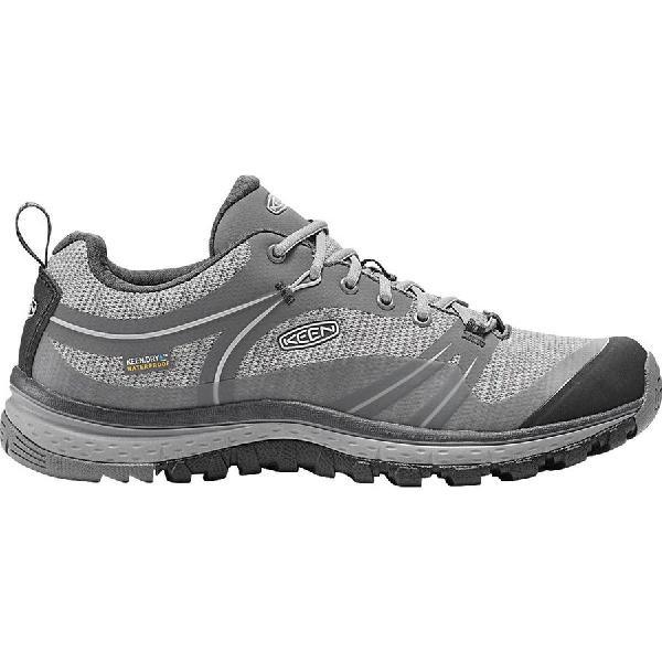 (取寄)キーン レディース テラドーラ ハイキング シューズ ハイキングシューズ KEEN Women Terradora Hiking Shoe Neutral Gray/Gargoyle