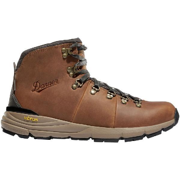 (取寄)ダナー メンズ マウンテン 600フル グレイン ハイキング Boot- ハイキング ブーツ Danner Men's Mountain 600 Full Grain Hiking Boot Rich Brown