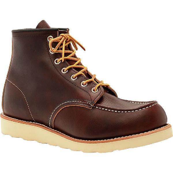 (取寄)レッドウィング メンズ ヘリテイジ 6-Inchクラシック モック ブーツ Red Wing Men's Heritage 6-Inch Classic Moc Boot Briar Oil Slick