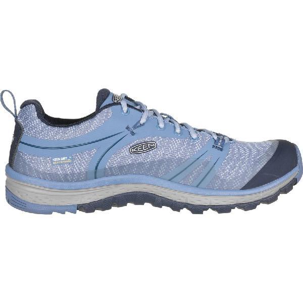 (取寄)キーン レディース テラドーラ ハイキングシューズ KEEN Women Terradora Hiking Shoe Blue Shadow/Captains Blue
