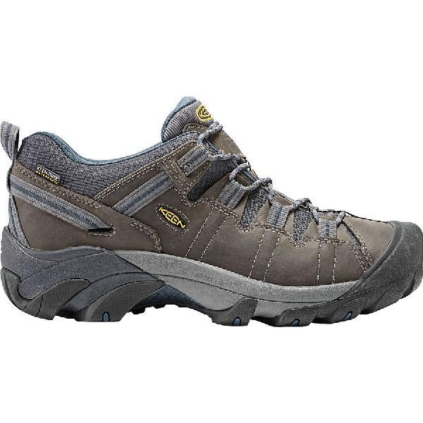 (取寄)キーン メンズ ターギー ll ハイキングシューズ KEEN Men's Targhee ll Hiking Shoe Gargoyle/Midnight Navy