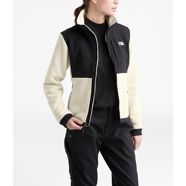 (取寄)ノースフェイス レディース デナリ 2 ジャケット The North Face Women's Denali 2 Jacket Vintage White