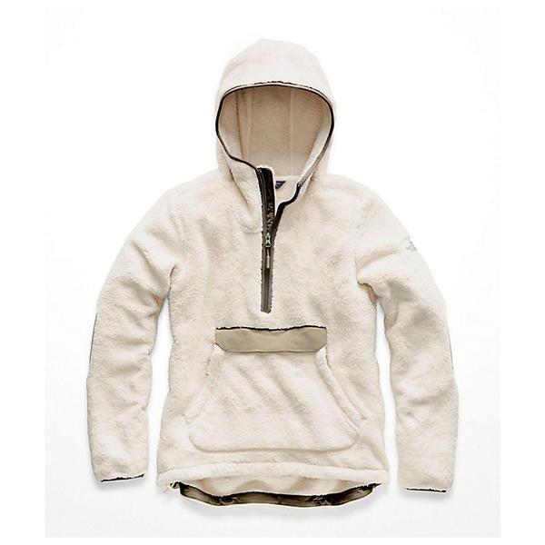 (取寄)ノースフェイス レディース キャンプシェア プルオーバー フーディ The North Face Women's Campshire Pullover Hoodie Vintage White / Silt Grey