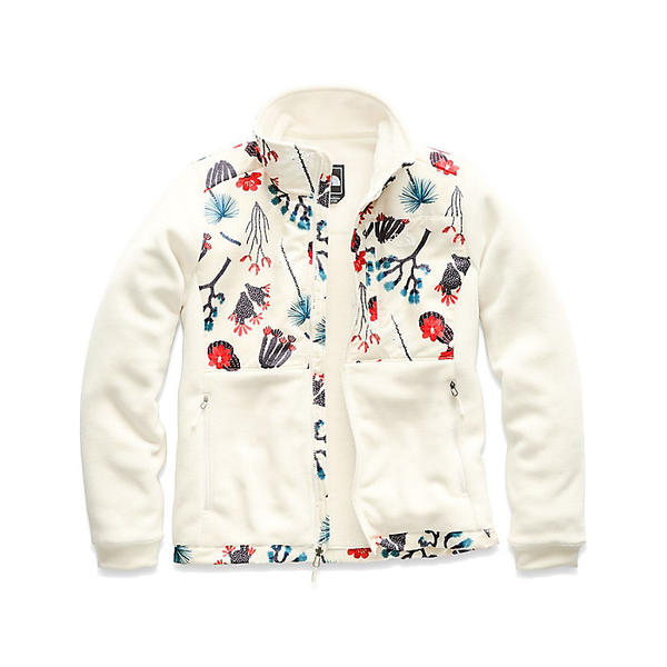 (取寄)ノースフェイス レディース デナリ 2 ジャケット The North Face Women's Denali 2 Jacket Vintage White / Vintage White Joshua Tree Print